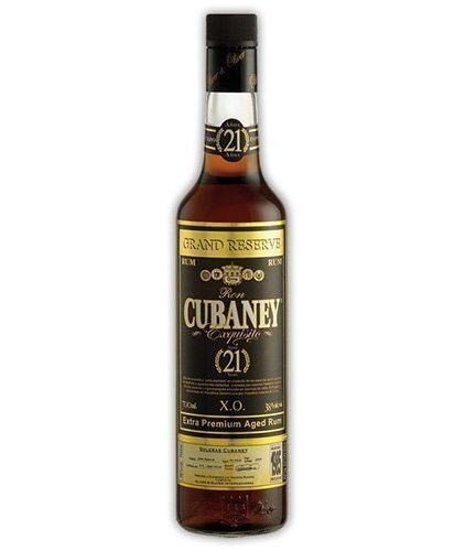 CUBANEY - Rum Exquisito 21 anni