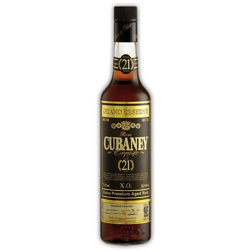 CUBANEY - Rum Exquisito 21 anni