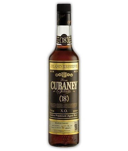 CUBANEY - Rum Selecto 18 anni