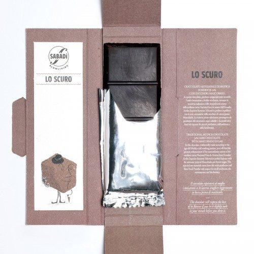 Cioccolato di Modica Bio Fondente