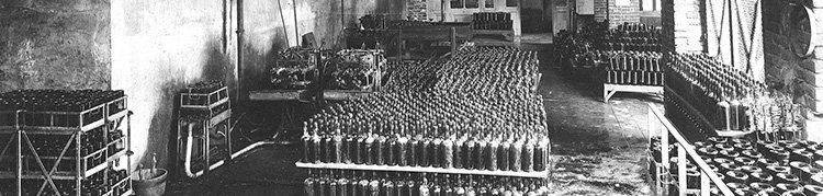produzione birra storica