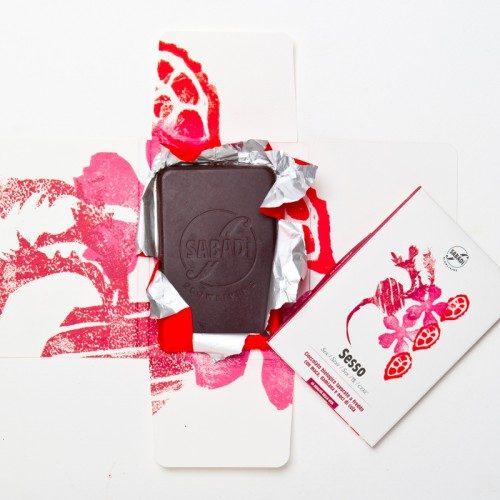 Cioccolato biologico con maca, damiana e noci di cola