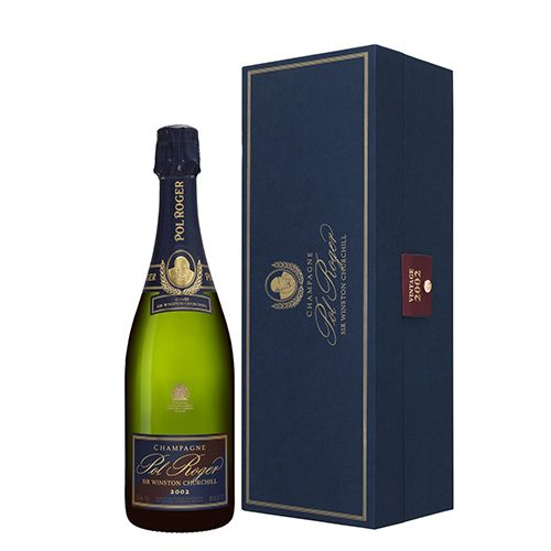 Pol Roger - Vintage 2002 - Sir Winston Churchill