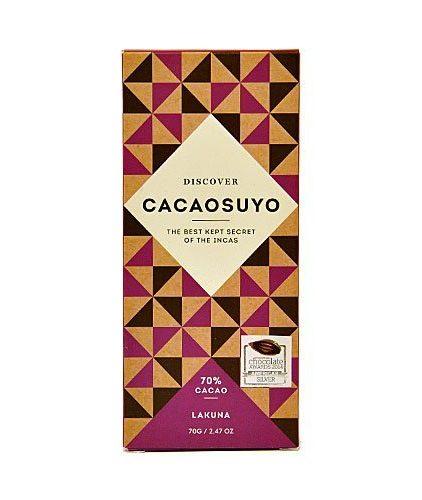 Tavoletta Cioccolato - Cacaosuyo Lakuna