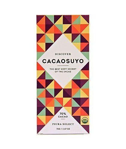 Tavolette di Cioccolato Cacaosuyo Piura Select