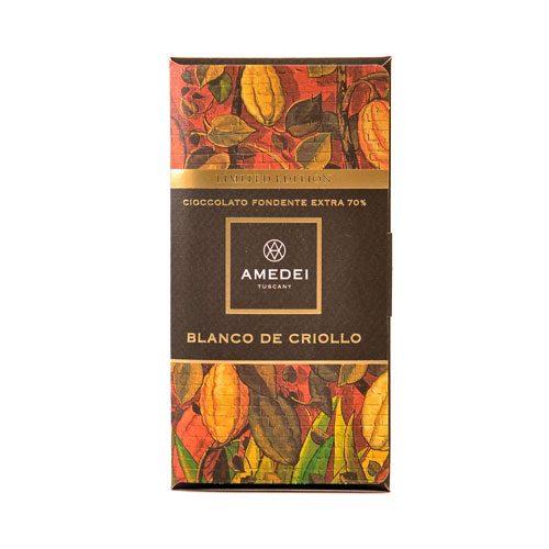 Amedei Tuscany - Blanco de Criollo - Cioccolato Fondente Limited Edition
