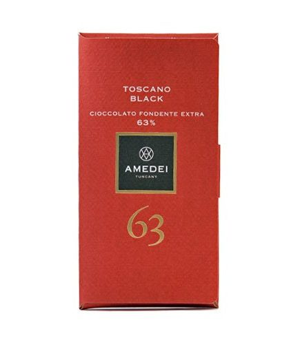 Amedei Tuscany - Toscano Black - Cioccolato Fondente Extra 63%