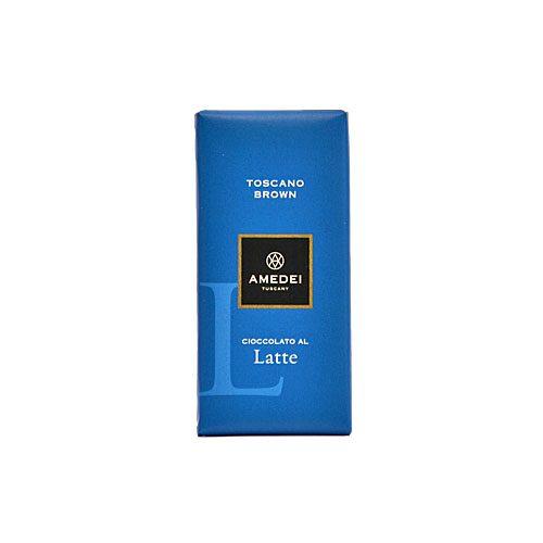 Amedei Tuscany - Toscano Brown | Cioccolato al Latte