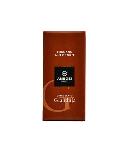 Amedei Tuscany - Toscano Nut Brown | Cioccolato Gianduja