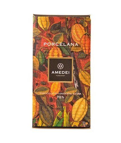 Amedei Tuscany - Porcelana - Cioccolato Fondente Extra 70%