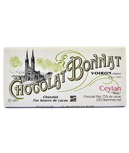 Chocolat Bonnat - Grand Cru Ceylan