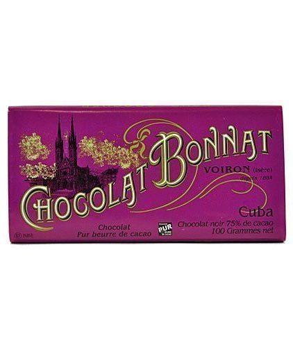 Chocolat Bonnat - Grand Cru Cuba