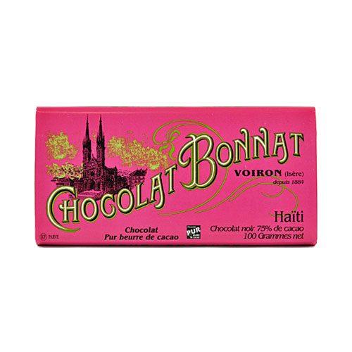 Chocolat Bonnat - Grand Cru Haiti