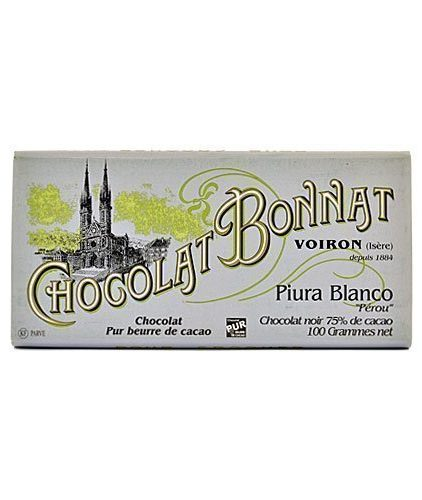 Chocolat Bonnat - Grand Cru Piura Blanco