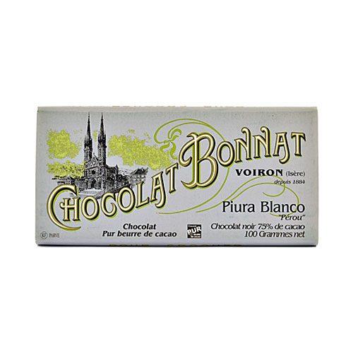 Chocolat Bonnat - Grand Cru Piura Blanco