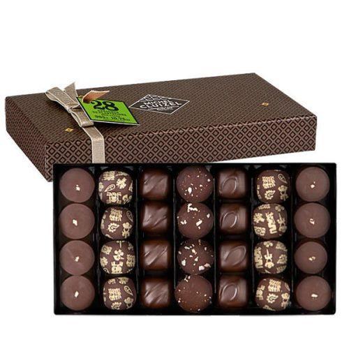 Michel Cluizel - Chocolats de Plantation - Palets de Chocolat Noir
