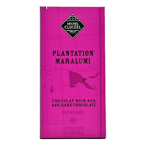 Michel Cluizel - Maralumi Papouasie - Chocolat noir 64%