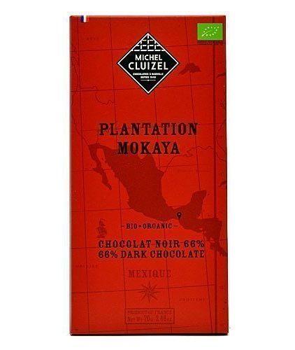 Michel Cluizel - Mokaya Mexique - Chocolat noir 66%