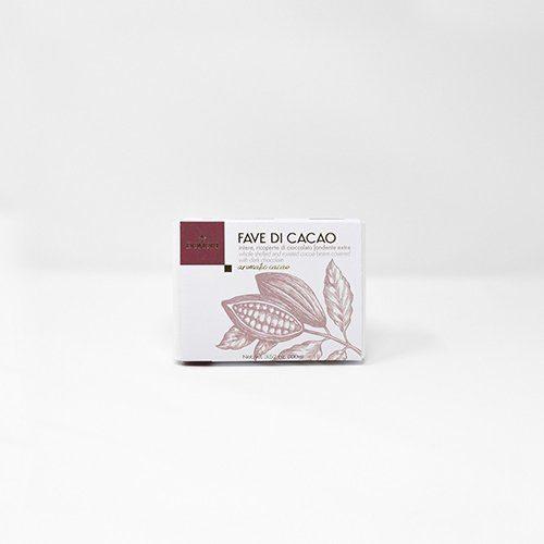 Domori - Fave di Cacao - Ricoperte di Cioccolato Extra