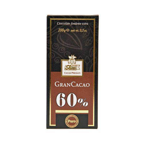Slitti - Gran Cacao 60 %