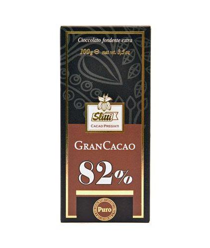Slitti - Gran Cacao 82 %