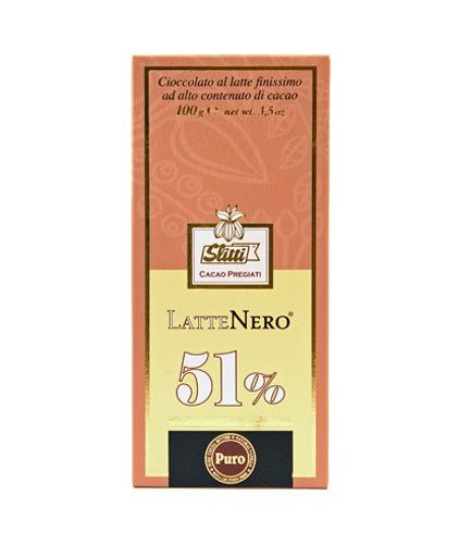 Slitti - LatteNero 51 %