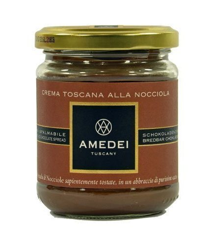 Amedei Tuscany - Crema Toscana alla Nocciola