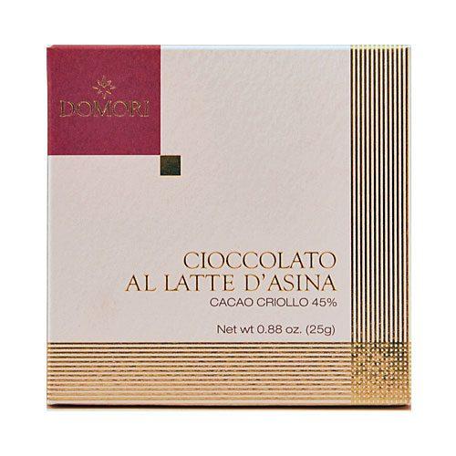 Domori - Cioccolato al Latte di Asina - Cacao Criollo 45 %