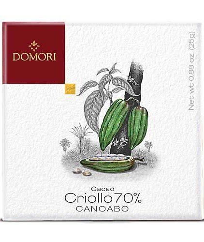 Domori - Canoabo - Cacao Criollo 70 %