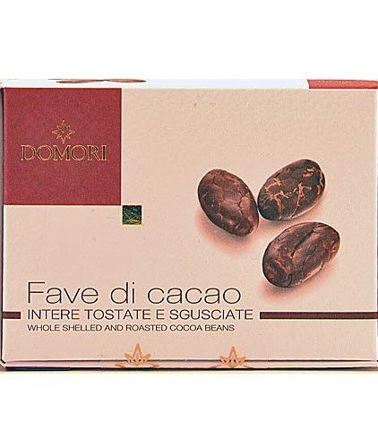 Domori - Fave di Cacao - Intere Tostate e Sgusciate