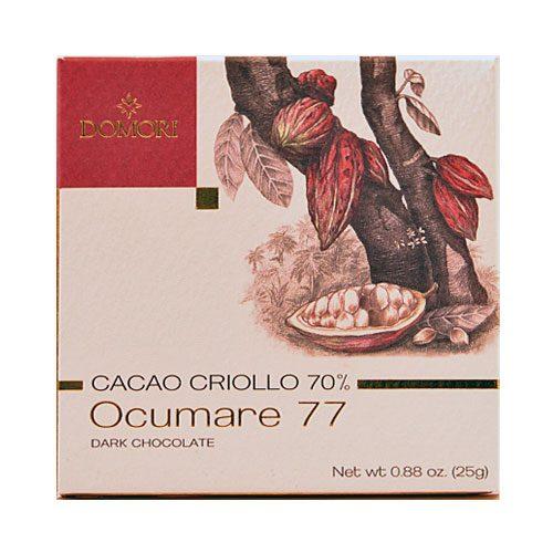 Domori - Ocumare 77 - Cacao Criollo 70 %
