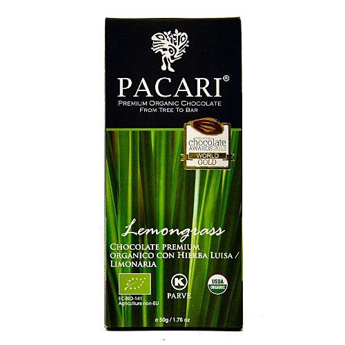 Tavoletta Cioccolato Pacari-lemongrass