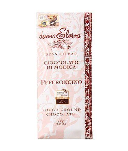 Donna Elvira - Cioccolato di Modica - Peperoncino