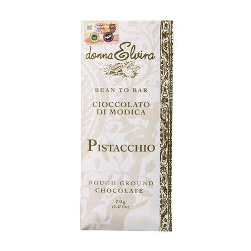 Donna Elvira - Cioccolato di Modica - Pistacchio