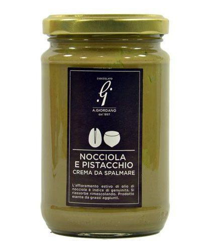 Giordano - Crema da Spalmare - Nocciola e Pistacchio