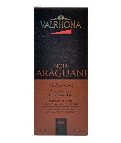Valrhona - Araguani - Cacao 72%
