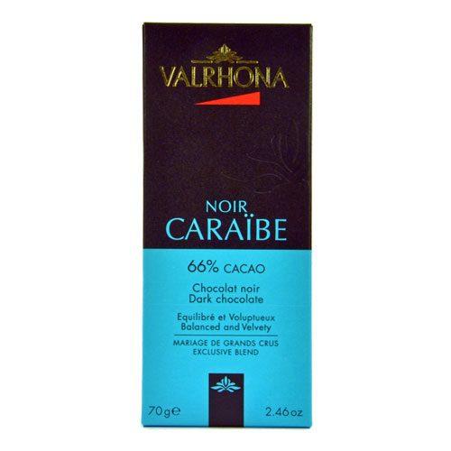 Valrhona - Caraibe - Cacao 66%