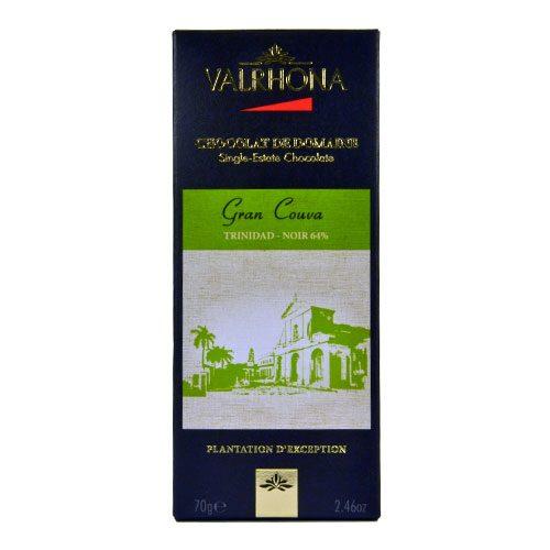 Valrhona - Gran Couva -Trinidad - Cacao 64%
