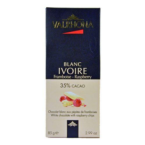 Valrhona - Blanc Ivoire - Cacao 35%
