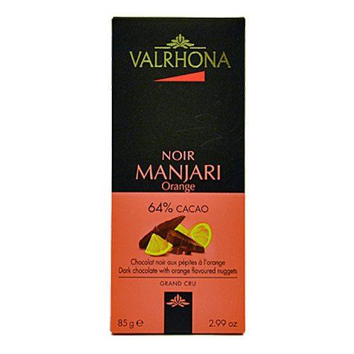 Valrhona - Manjari Orange - Cacao 64%