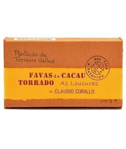 Claudio Corallo - Fave di Cacao Tostate