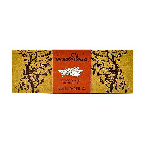Donna Elvira - Cioccolato di Modica - Mandorle di Avola