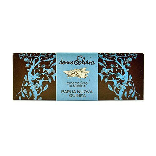 Donna Elvira - Cioccolato di Modica - Papa Nuova Guinea