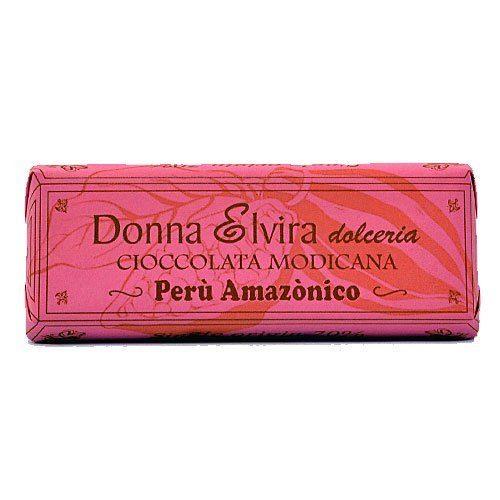 Donna Elvira - Cioccolato di Modica - Perù Amazonico