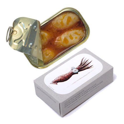 Jose Gourmet - Calamari in Salsa Speziata
