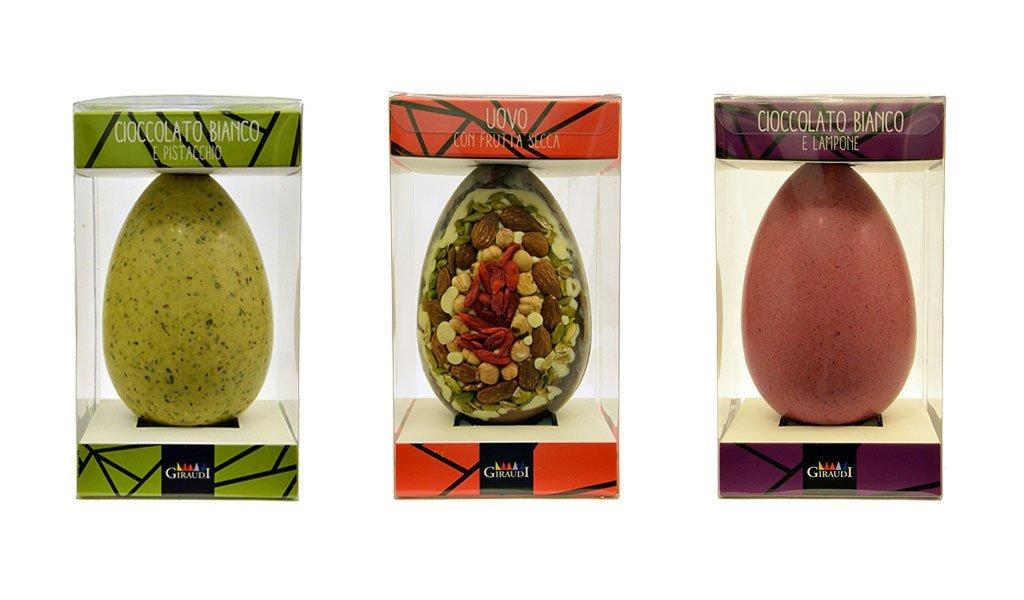 Uova di Pasqua 2016 - Giraudi Cioccolato