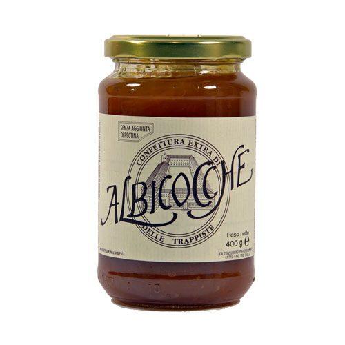 Monastero Trappiste - Confettura di Albicocche