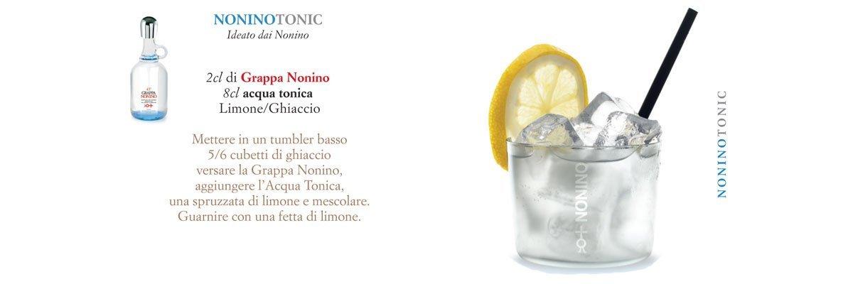 Cocktails Nonino | Nonino Tonic