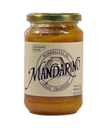 Monastero Trappiste - Confettura di Mandarino