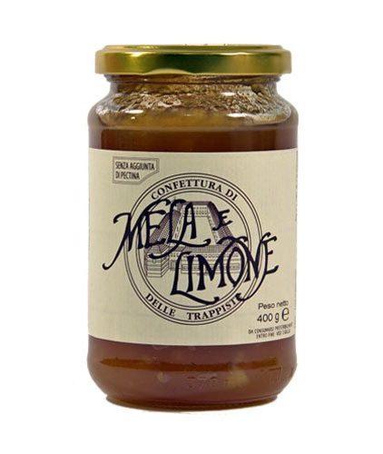 Monastero Trappiste - Confettura di Mela-Limone